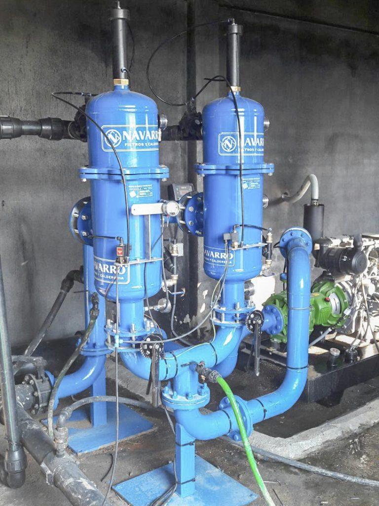 Navarro Filtros y calderería Instalaciones